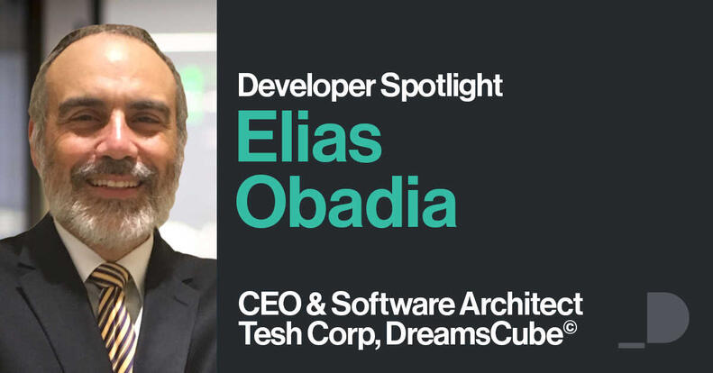 DocuSign Developer Spotlight Elias Obadia