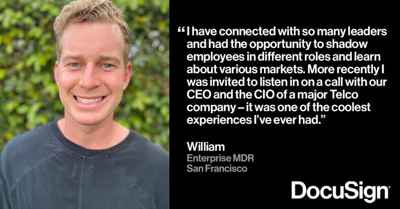 DocuSign Spotlight: William Haines