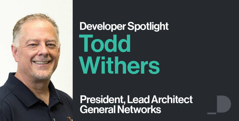 Spotlight Developer, Todd Withers
