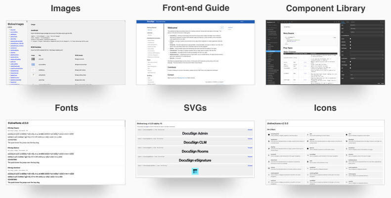 DocuSign Olive: From style guide to front-end system