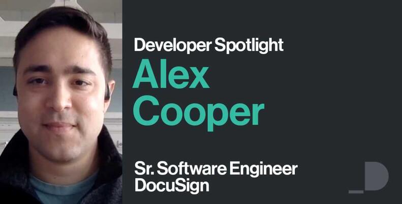 Spotlight Developer, Alex Cooper