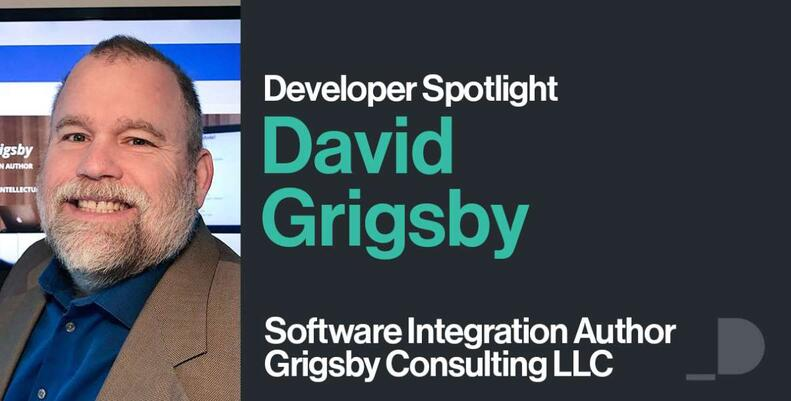 Spotlight Developer, David Grigsby