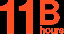 11 Billion hours