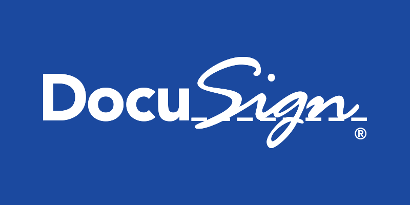 Image result for docusign logo