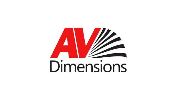 AV Dimensions Logo