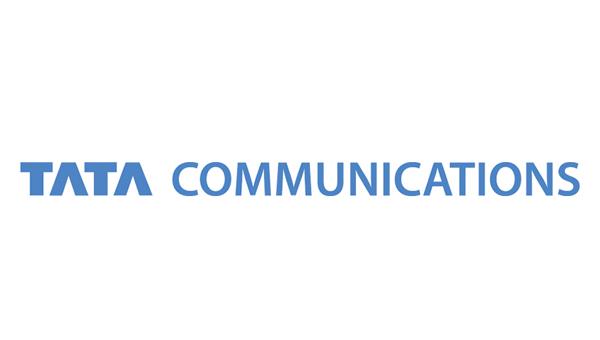 Tata Communications logo.