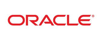 Oracle logo.