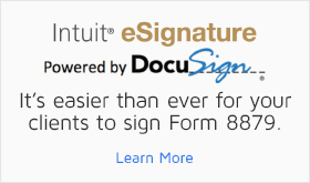 eSignatures for Taxes and Accounting   DocuSign
