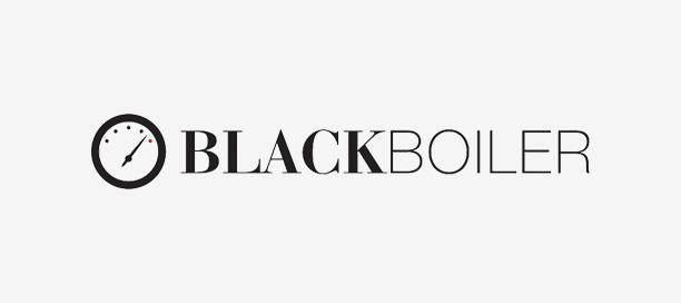 BlackBoiler logo