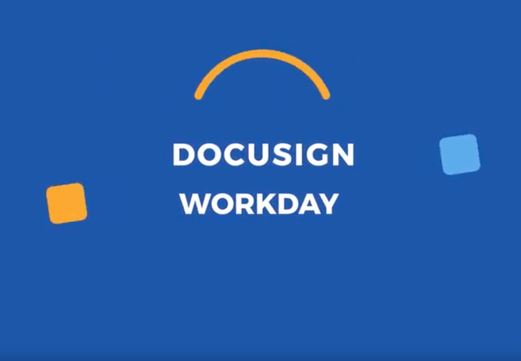 DocuSign and Workday