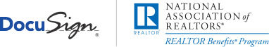 National Association of Realtors and DocuSign