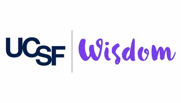 UCSF Wisdom Logo