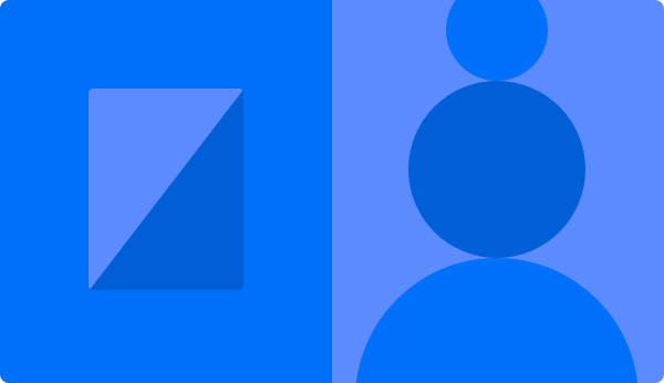Abstract image for the DocuSign Nonprofit Solution Overview.