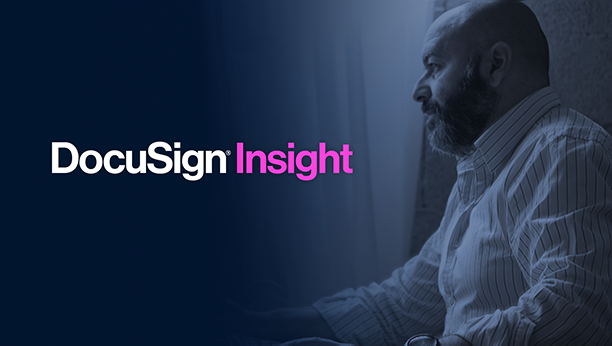 DocuSign Insight product demo thumbnail
