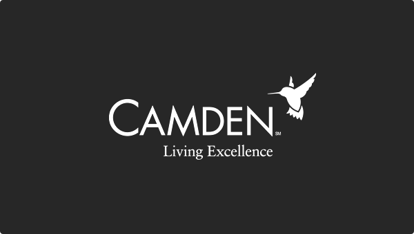 DocuSign customer: Camden Property Trust logo