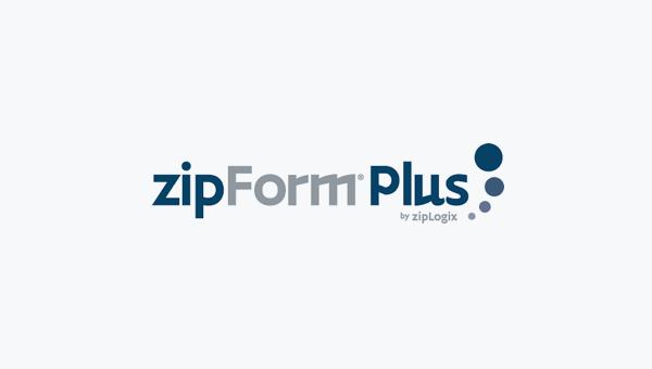 ZipForm Plus logo