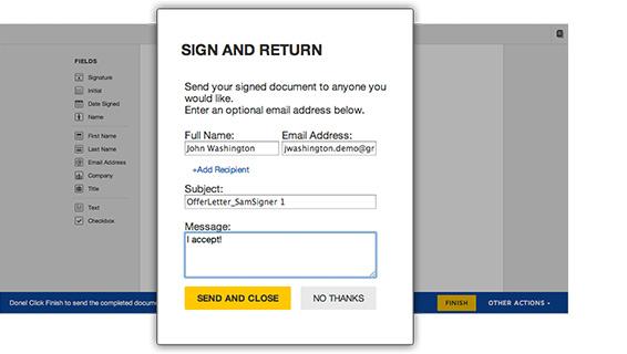 Online Signature | DocuSign