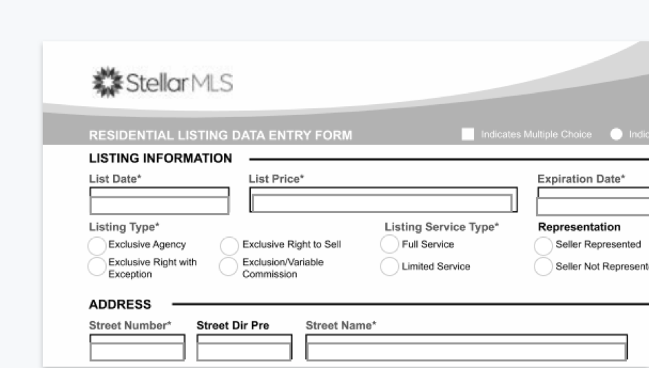Include MLS listing information directly in DocuSign Rooms for Real Estate.