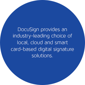 DocuSign for Federal Government quote icon