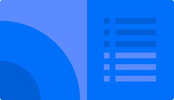 Abstract image for the Gartner Market Guide for Electronic Signature.