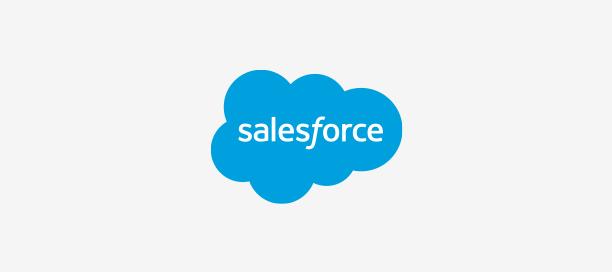 DocuSign partner Salesforce's logo