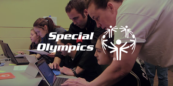 Special Olympics uses DocuSign eSignature solutions