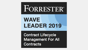 Download the Forrester CLM Wave report