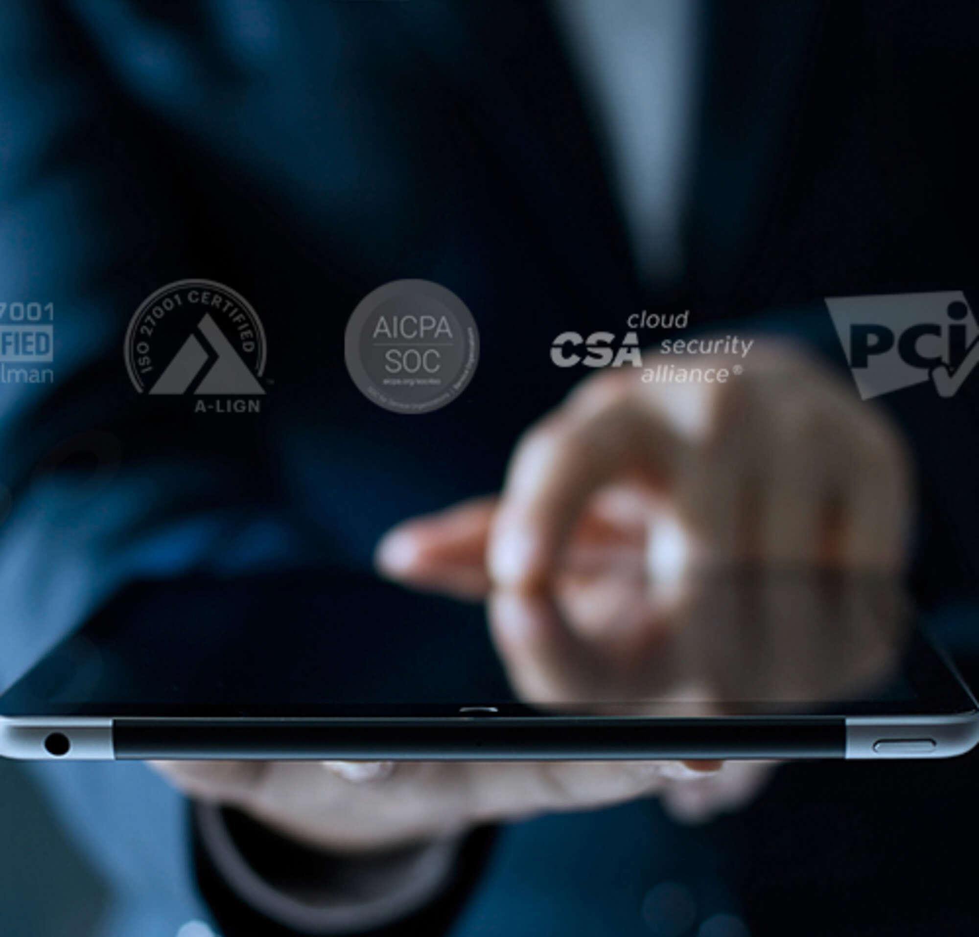 DocuSign Trust Center Compliance Overview