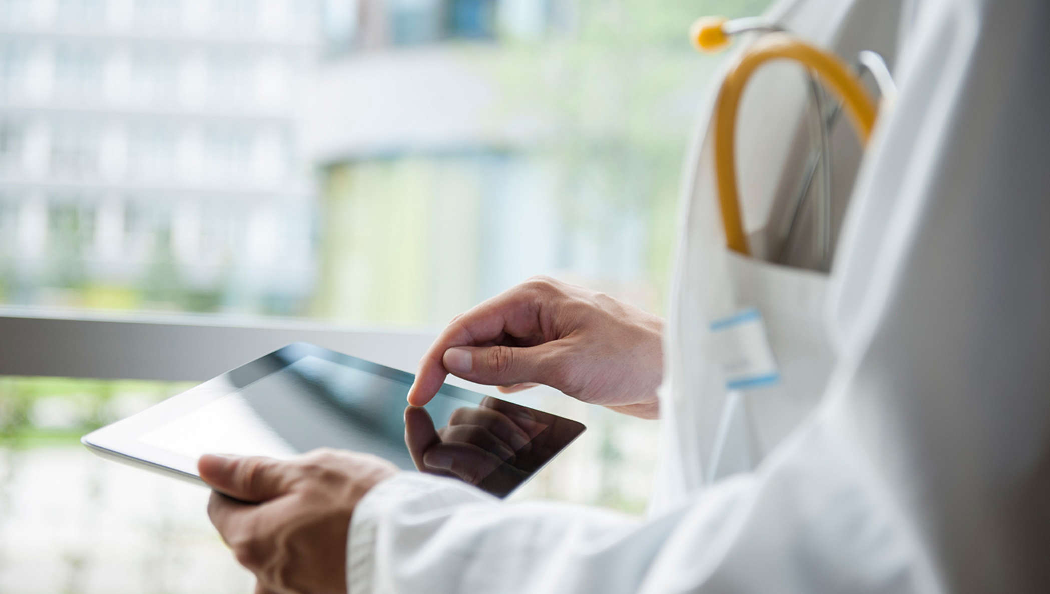 DocuSign is interoperable with Electronic Healthcare Records.