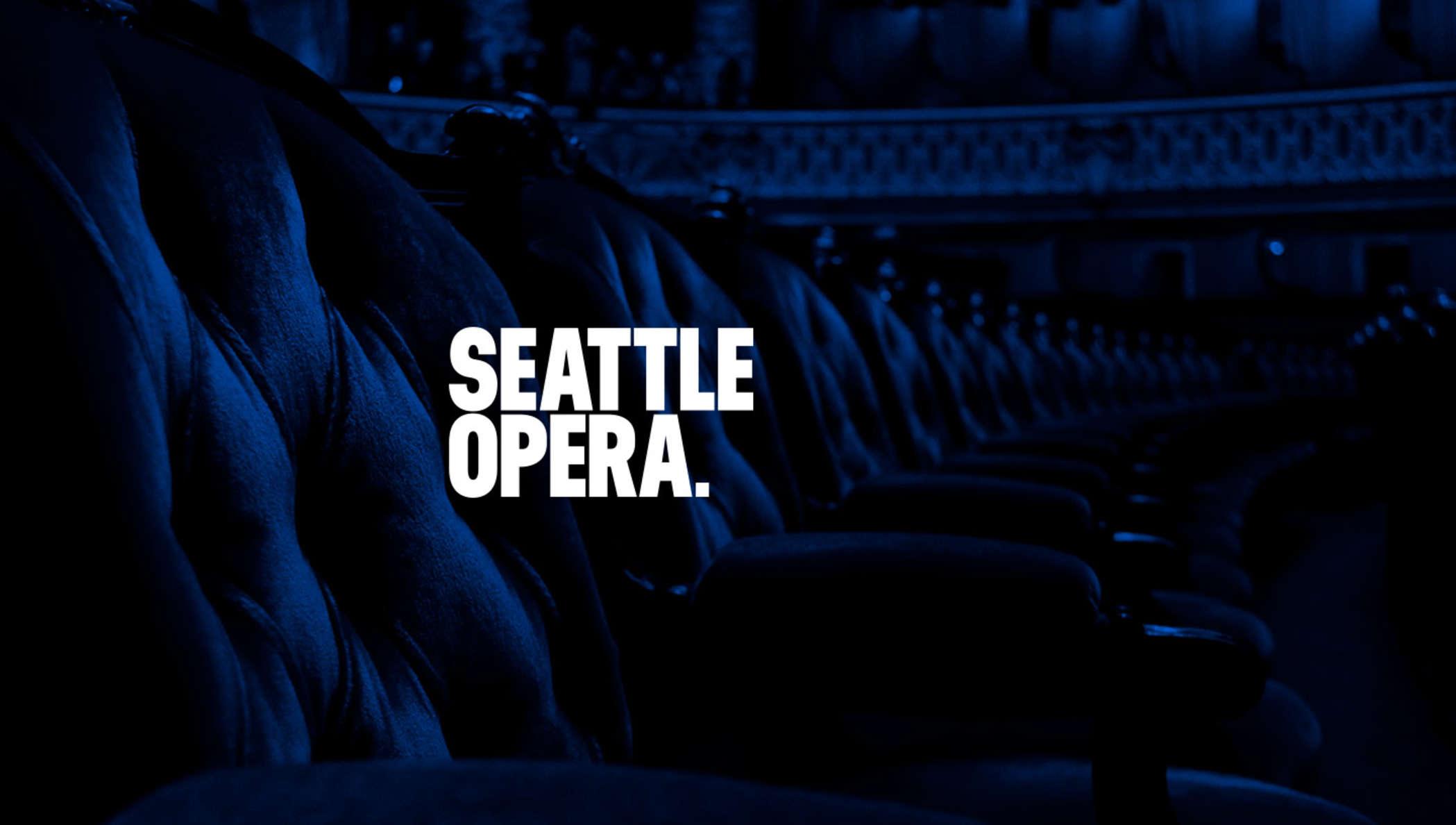 Seattle Opera logo