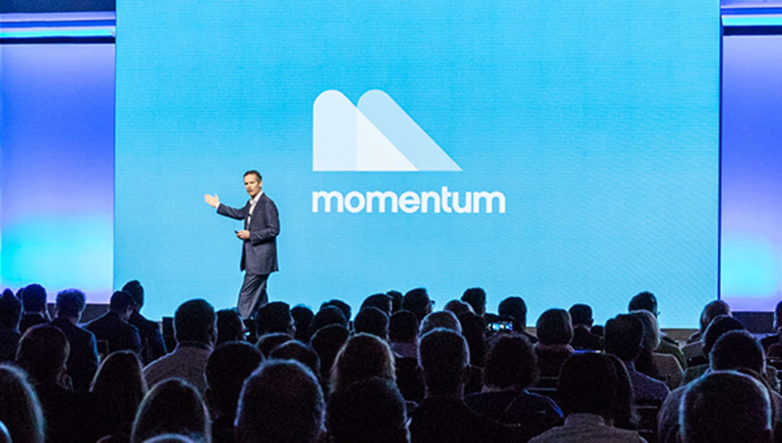Get a summary of Momentum '17 sessions