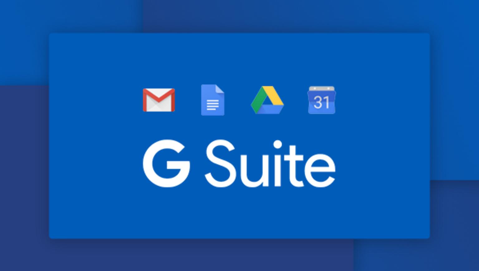 G Suite integrates eSignatures