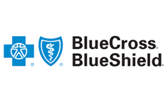 Logo for Blue Cross Blue Shield