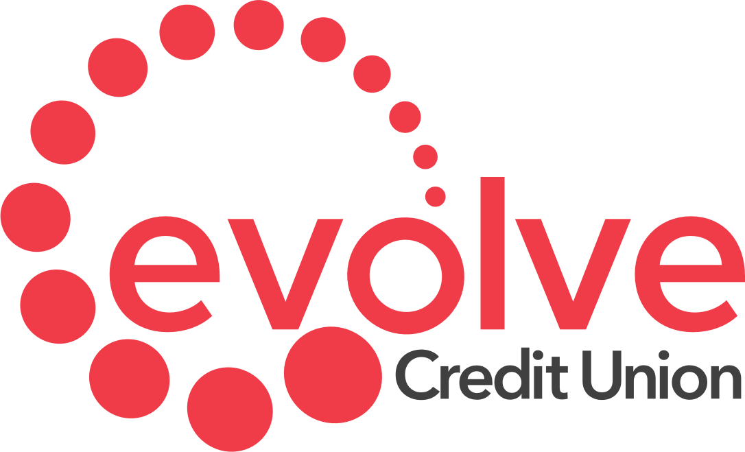 Evolve Credit Union logo.